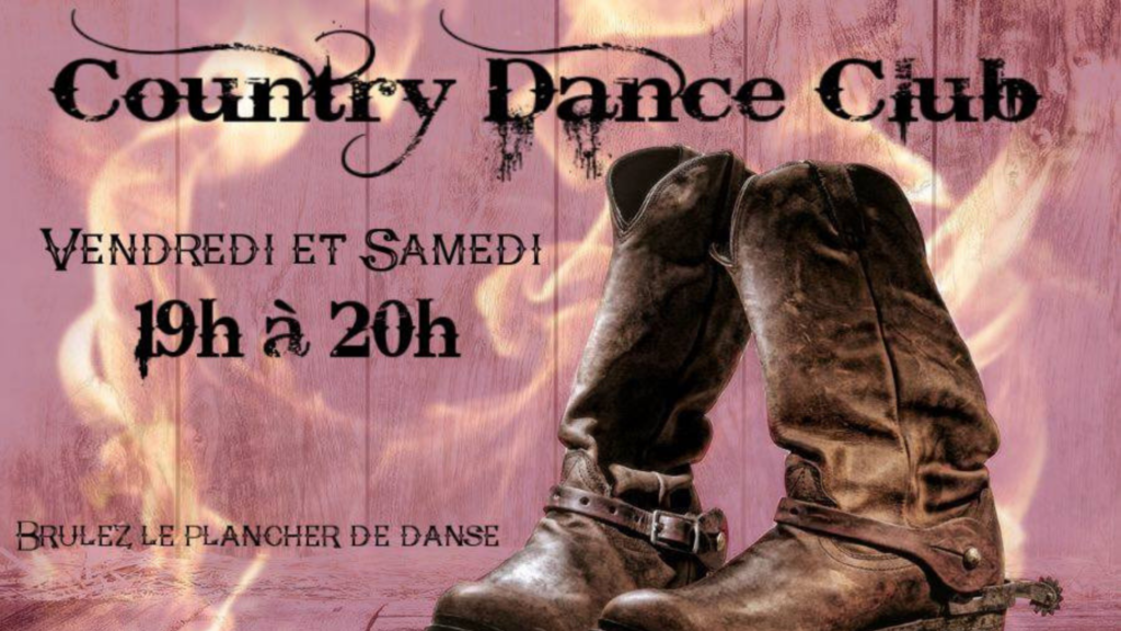 country dance Country